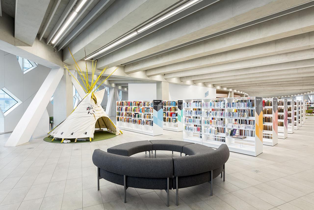 Calgary bibliotek