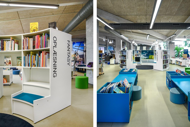 Frederikshavn bibliotek, Danmark