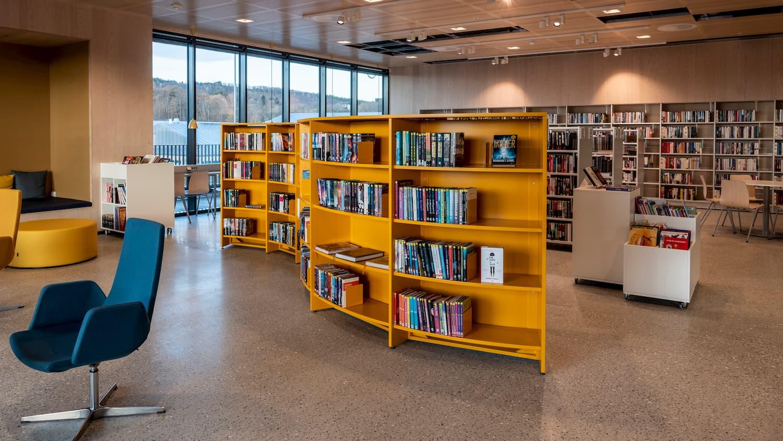 Ryfylkebiblioteket Strand, Tau filial
