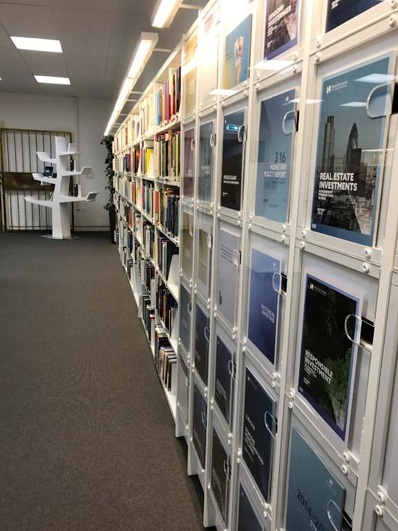 Norges Banks bibliotek